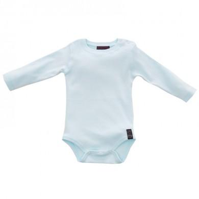 Body bébé personnalisable GASPARD – Bleu ciel