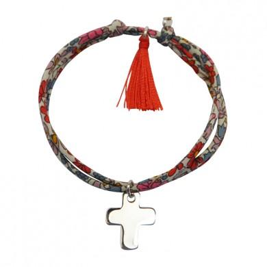 Bracelet à personnaliser liberty - Charline