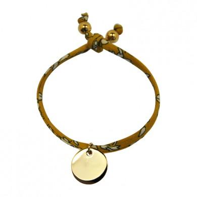 Bracelet à personnaliser liberty - Candice