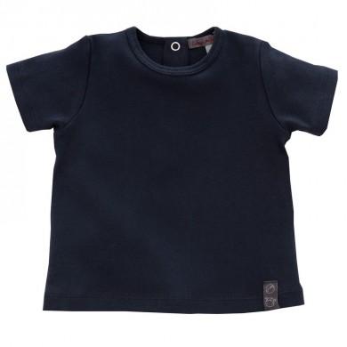 T shirt bébé personnalisable EUGENIE – marine