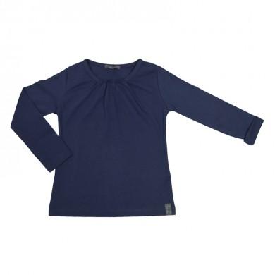 T-shirt personnalisable MIA enfant bleu marine