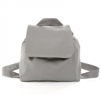 Sac à dos personnalisable petit modèle ADELIE – gris