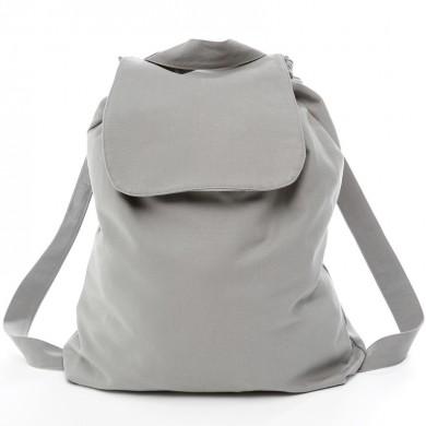 Sac à dos personnalisable grand modèle ADELE – gris