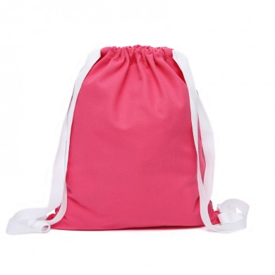 Sac à dos personnalisable PAUL  – rose fushia