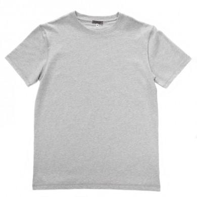 T-shirt homme à personnaliser - LOUIS ADULTE – gris chiné