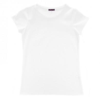 T shirt femme LOUISE  – blanc