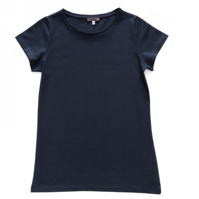 T shirt femme LOUISE  – bleu marine