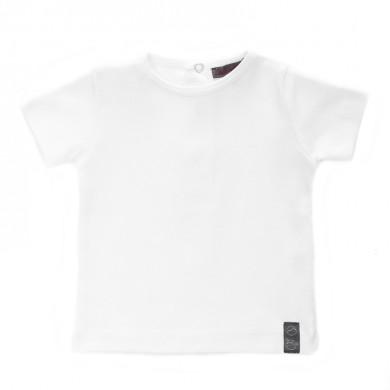 T shirt bébé personnalisable EUGENIE – blanc
