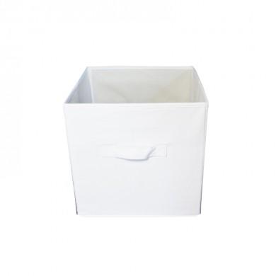 Panier de rangement PEPITE – Blanc