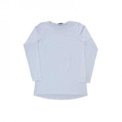 T shirt grossesse personnalisable CLEM – blanc