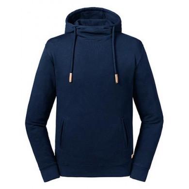 Sweat-Capuche-Homme -ROMEO-Bleu Marine