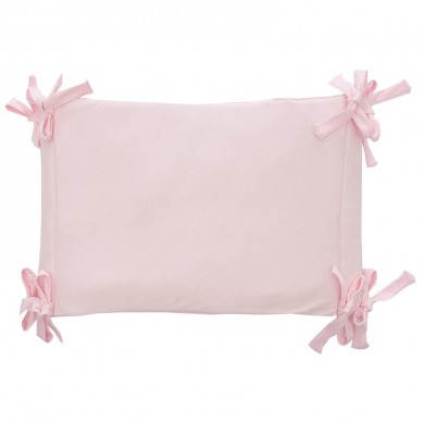 Tour de lit bébé - CELESTINE - TU - rose pâle