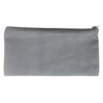 Trousse d'école personnalisable FLORE – gris