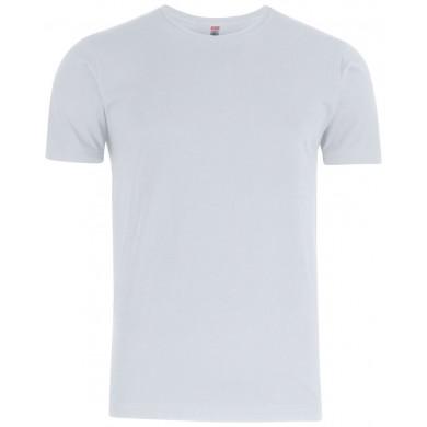 T-Shirt Homme Clique - Blanc