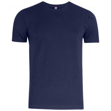 T-Shirt Homme Clique - Bleu Navy