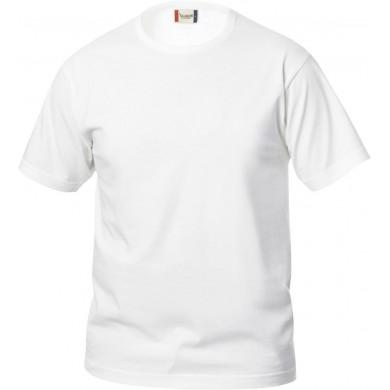 T-Shirt Enfant Clique - Blanc
