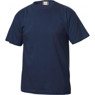 T-Shirt Enfant Clique - Bleu Navy