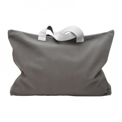 Sac week end personnalisable  MATEO  – gris