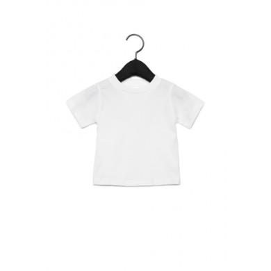 T-Shirt Bébé – Blanc