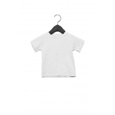 T-Shirt Bébé – Gris Chiné