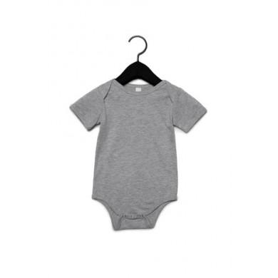 Body Bébé – Gris Chiné