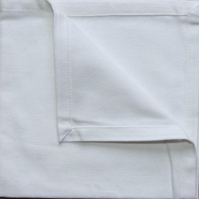 Serviette de table - Blanc
