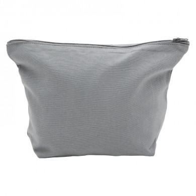 Grande trousse personnalisable DIANE – gris
