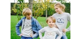 Textile pour la famille